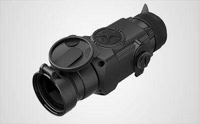 Pulsar Core Thermal Front Attachment Angle View