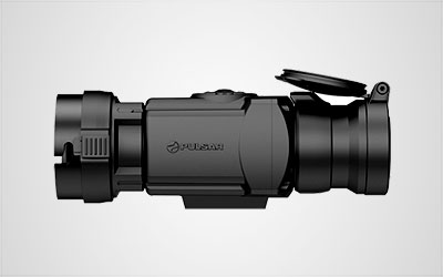 Pulsar Core Thermal Front Attachment Side View