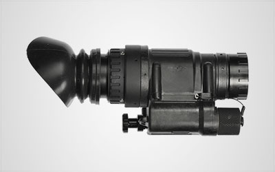 Armasight PVS-14 night vision monocular side view